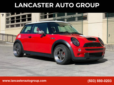 2004 MINI Cooper for sale at LANCASTER AUTO GROUP in Portland OR