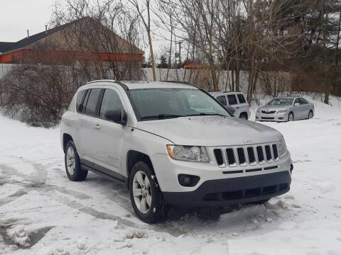2011 Jeep Compass for sale at MMM786 Inc. in Wilkes Barre PA