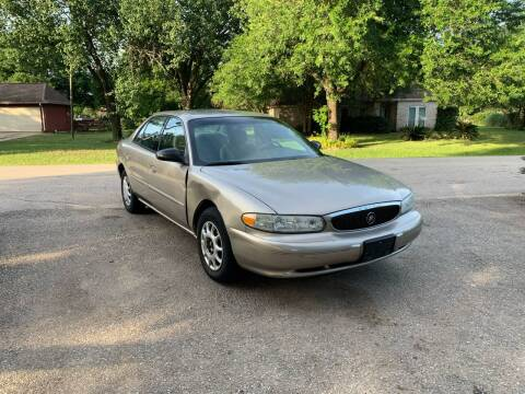 2003 Buick Century for sale at CARWIN MOTORS in Katy TX
