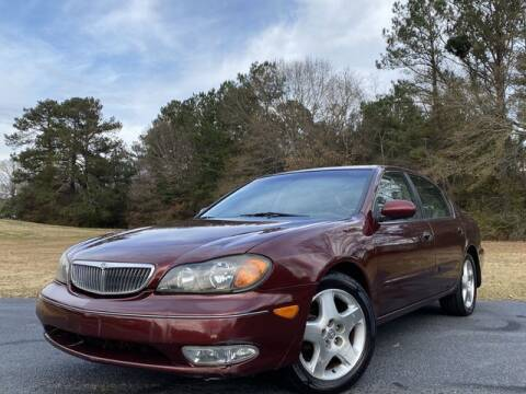 2001 Infiniti I30 for sale at Global Pre-Owned in Fayetteville GA