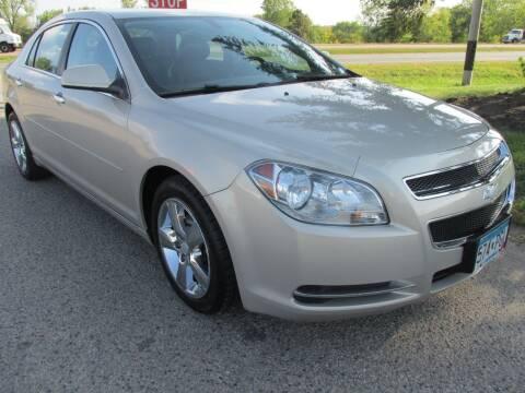 2012 Chevrolet Malibu for sale at Buy-Rite Auto Sales in Shakopee MN
