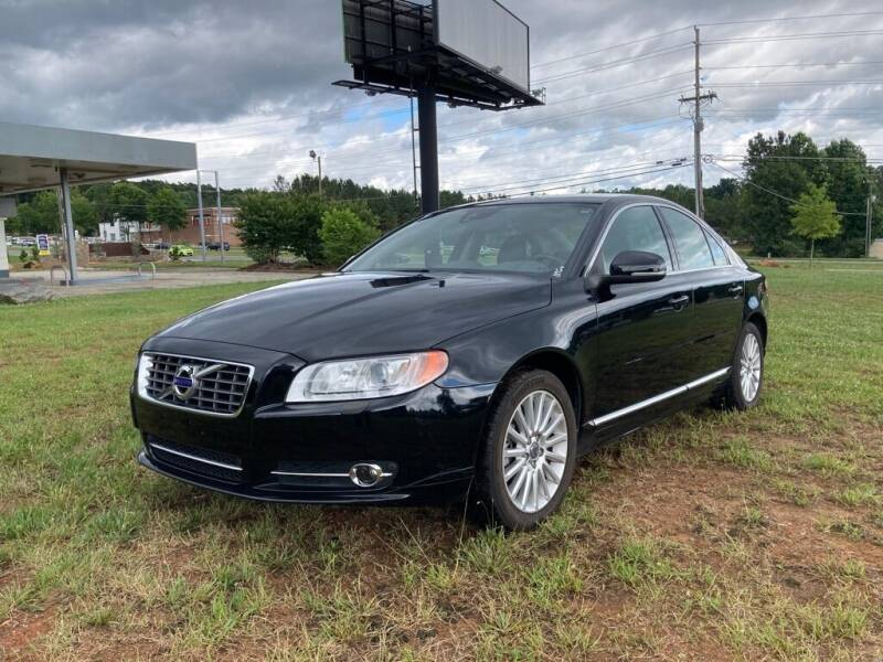 2013 Volvo S80 for sale at A & A AUTOLAND in Woodstock GA