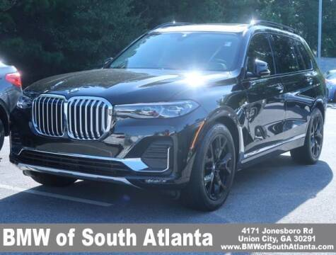 2021 BMW X7 for sale at Carol Benner @ BMW of South Atlanta in Union City GA