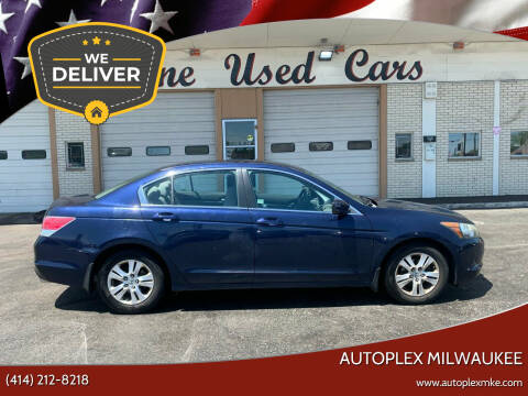 2008 Honda Accord for sale at Autoplex 3 in Milwaukee WI