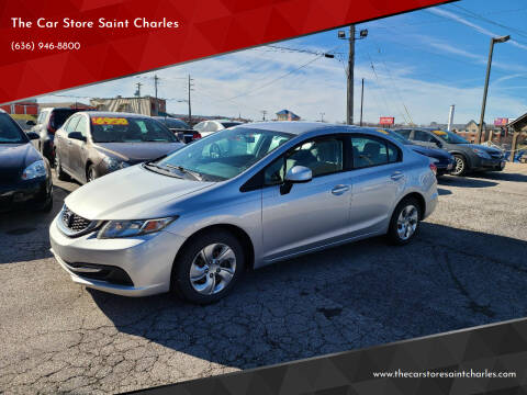2013 Honda Civic for sale at The Car Store Saint Charles in Saint Charles MO