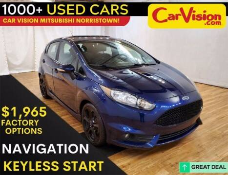 2016 Ford Fiesta for sale at Car Vision Buying Center in Norristown PA