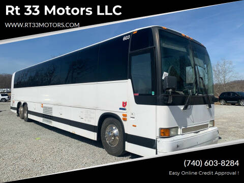 2001 Prevost XL2 for sale at Rt 33 Motors LLC in Rockbridge OH