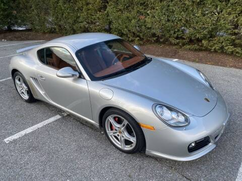 2010 Porsche Cayman for sale at Limitless Garage Inc. in Rockville MD