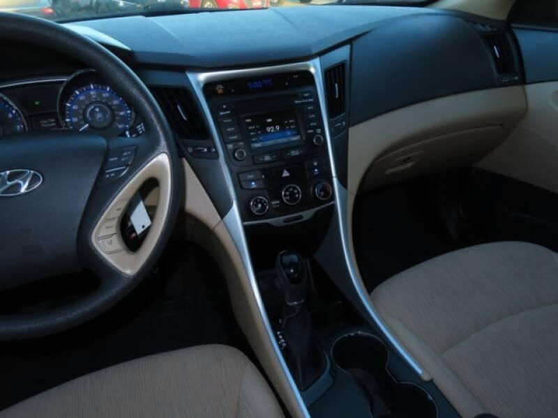 2014 Hyundai Sonata GLS 4dr Sedan - Houston TX