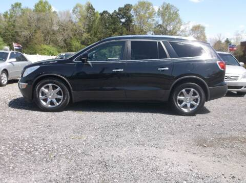 2010 Buick Enclave for sale at Car Check Auto Sales in Conway SC