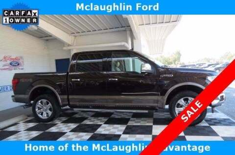 2018 Ford F-150 for sale at McLaughlin Ford in Sumter SC