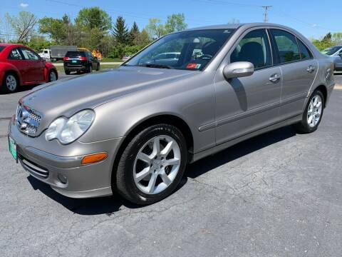 2007 Mercedes-Benz C-Class for sale at FREDDY'S BIG LOT in Delaware OH