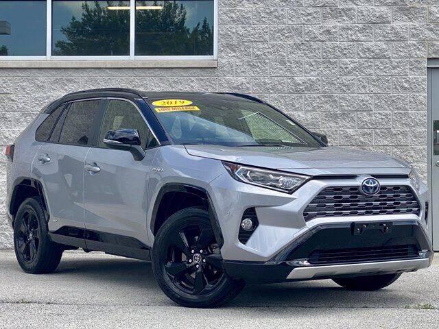 2019 Toyota RAV4 Hybrid for sale in Merrillville, IN