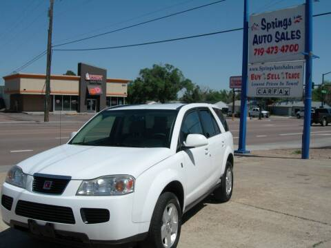2007 Saturn Vue for sale at Springs Auto Sales in Colorado Springs CO