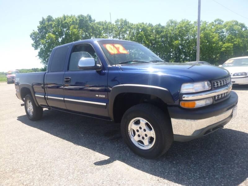 2002 Chevrolet Silverado 1500 for sale in Elk River, MN