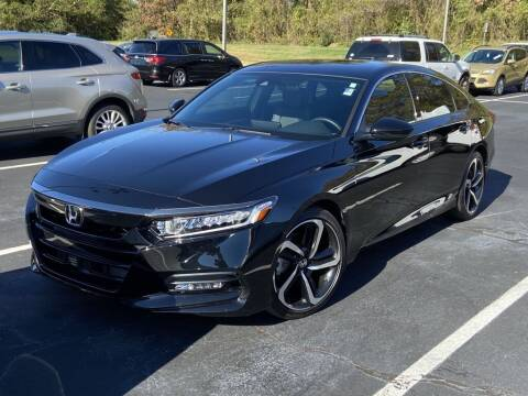 2019 Honda Accord for sale at Stearns Ford in Burlington NC