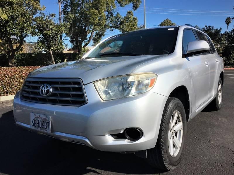 2008 Toyota Highlander for sale at Sama Auto Sales in Sacramento CA