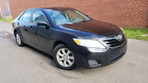 2011 Toyota Camry for sale at Minnesota Auto Sales in Golden Valley MN