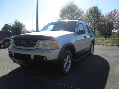 2003 Ford Explorer for sale at Unique Auto Brokers in Kingsport TN