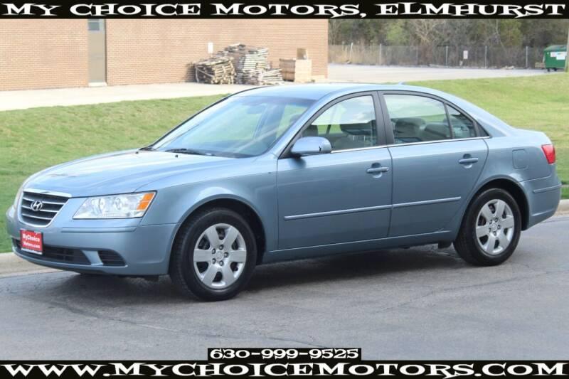 2010 Hyundai Sonata for sale at Your Choice Autos - My Choice Motors in Elmhurst IL