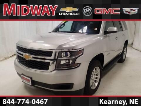 2016 Chevrolet Tahoe for sale at Heath Phillips in Kearney NE