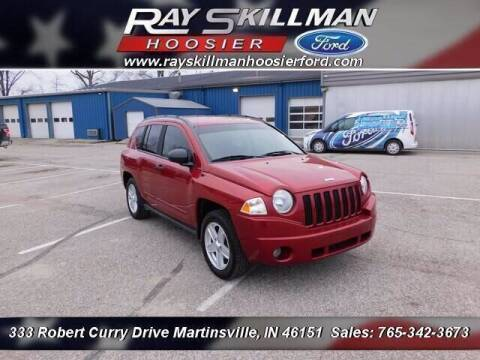 2009 Jeep Compass for sale at Ray Skillman Hoosier Ford in Martinsville IN