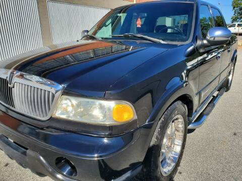 2002 Lincoln Blackwood for sale at Atlanta's Best Auto Brokers in Marietta GA