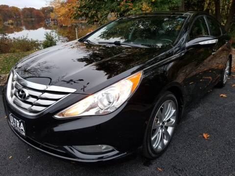 2013 Hyundai Sonata for sale at Ultra Auto Center in North Attleboro MA