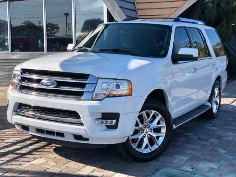 2016 Ford Expedition for sale at Unique Motors of Tampa in Tampa FL