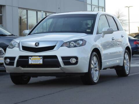 2012 Acura RDX for sale at Loudoun Used Cars - LOUDOUN MOTOR CARS in Chantilly VA