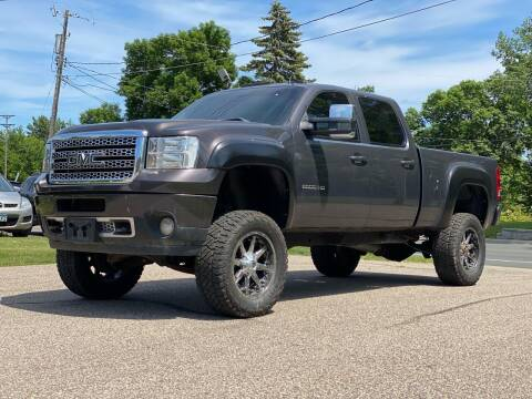 2011 GMC Sierra 2500HD for sale at Tonka Auto & Truck in Mound MN