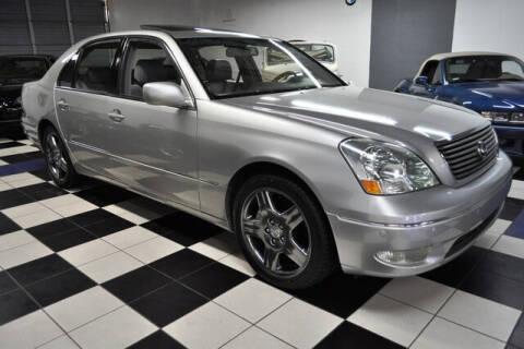 2003 Lexus LS 430 for sale at Podium Auto Sales Inc in Pompano Beach FL
