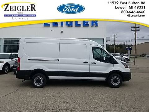 2021 Ford Transit Cargo for sale at Zeigler Ford of Plainwell- Jeff Bishop in Plainwell MI