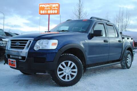2007 Ford Explorer Sport Trac for sale at Frontier Auto & RV Sales in Anchorage AK