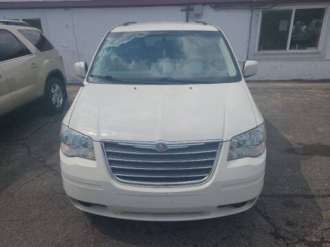 2010 Chrysler Town and Country for sale at All State Auto Sales, INC in Kentwood MI