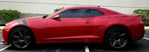 2014 Chevrolet Camaro for sale at Rayyan Auto Mall in Lexington KY