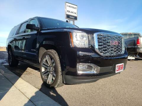2019 GMC Yukon XL for sale at Tommy's Car Lot in Chadron NE