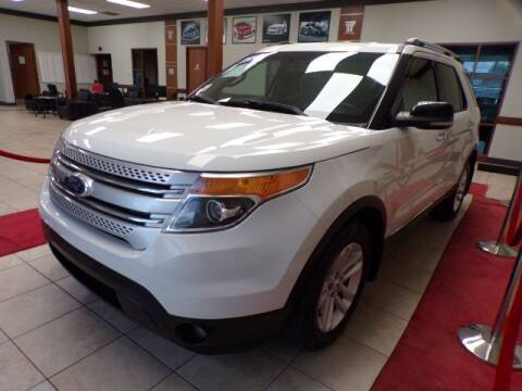 2012 Ford Explorer for sale at Adams Auto Group Inc. in Charlotte NC
