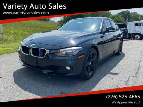 2013 BMW 3 Series for sale at Variety Auto Sales in Abingdon VA