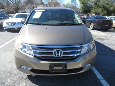 2011 Honda Odyssey for sale at Maluda Auto Sales in Valdosta GA