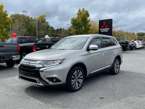 2019 Mitsubishi Outlander for sale at Midstate Auto Group in Auburn MA