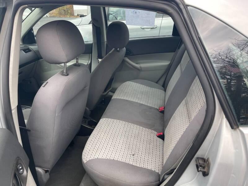 2007 Ford Focus ZX4 SE 4dr Sedan - Bethlehem PA