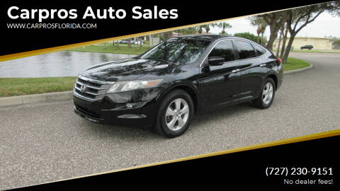 2011 Honda Accord Crosstour for sale at Carpros Auto Sales in Largo FL