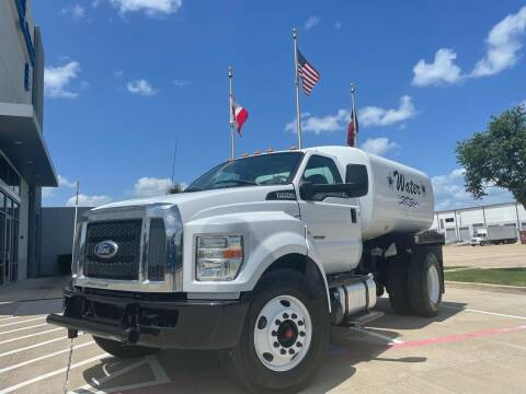 2017 Ford F-750 Super Duty for sale at TWIN CITY MOTORS in Houston TX