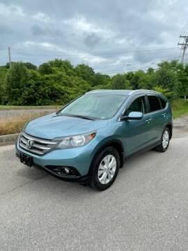 2013 Honda CR-V for sale at Dependable Motors in Lenoir City TN