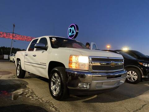 2013 Chevrolet Silverado 1500 for sale at Direct Auto in D'Iberville MS