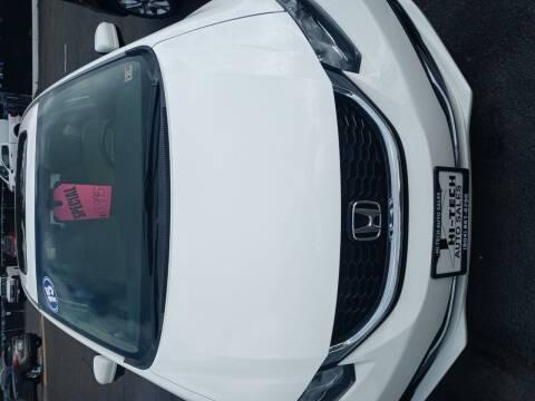 2015 Honda Civic for sale at Hi-Tech Auto Sales Inc. in Petersburg VA