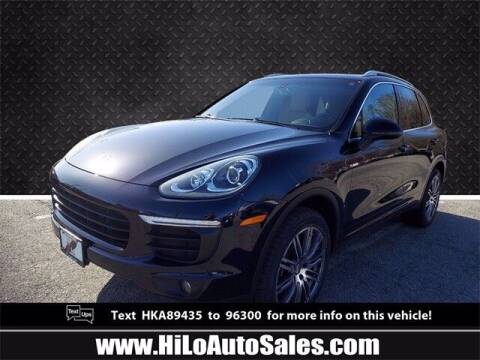 2017 Porsche Cayenne for sale at BuyFromAndy.com at Hi Lo Auto Sales in Frederick MD