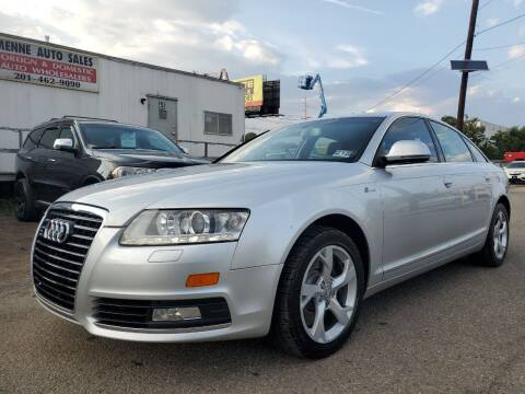 2010 Audi A6 for sale at MENNE AUTO SALES LLC in Hasbrouck Heights NJ
