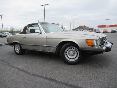 1985 Mercedes-Benz 380-Class for sale at TAPP MOTORS INC in Owensboro KY